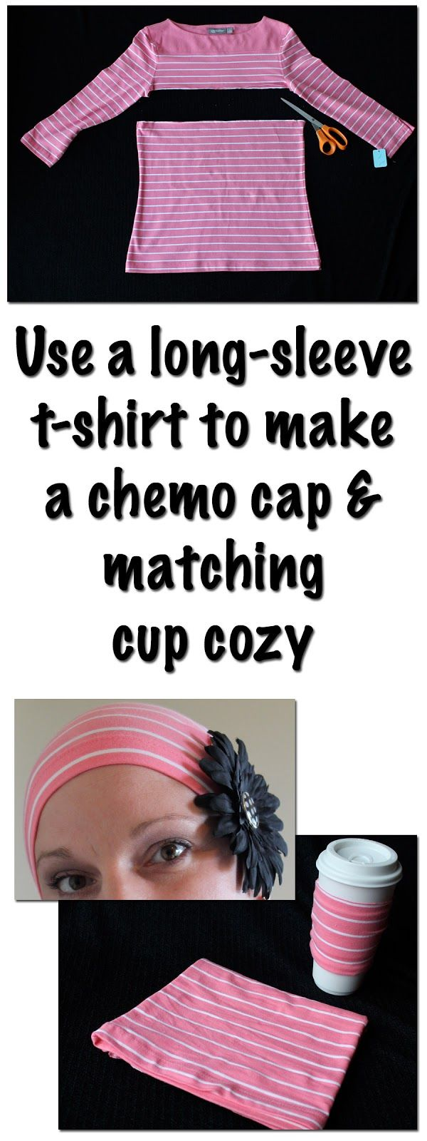 1000 Images About Chemo Head Wraps To Make On Pinterest