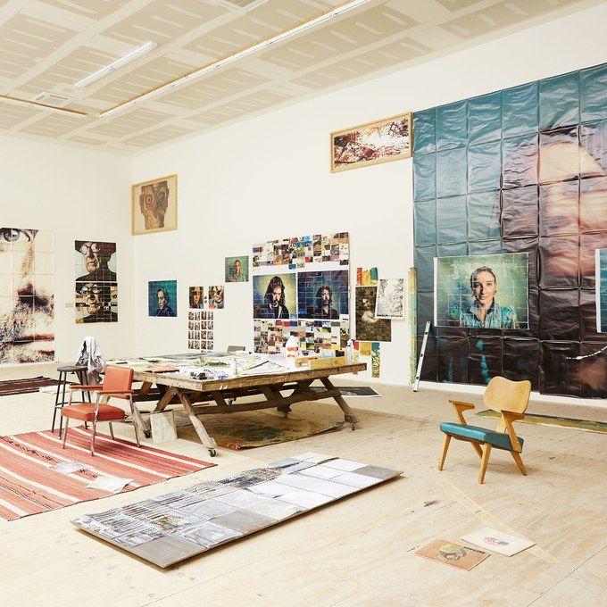 Visit The Starn Brothersu0027 Sprawling Beacon, New York, Studio. Loft  ApartmentsPottery ...