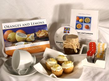 Give a DVD Movie & Picture Book - ORANGES AND LEMONS - Support the lasting gift of a movie or book by adding these sensory gifts to support engagement and reminiscence for a person in care. Judi Parkinson Activities  http://sharetimepictures.com.au/GIFTS.php