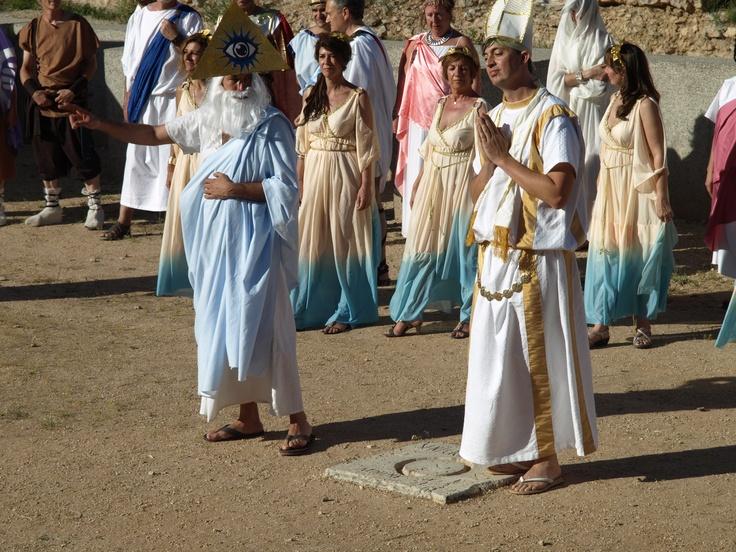 """el dios cristiano y estulticius, quien llegó a """"papa""""..."""