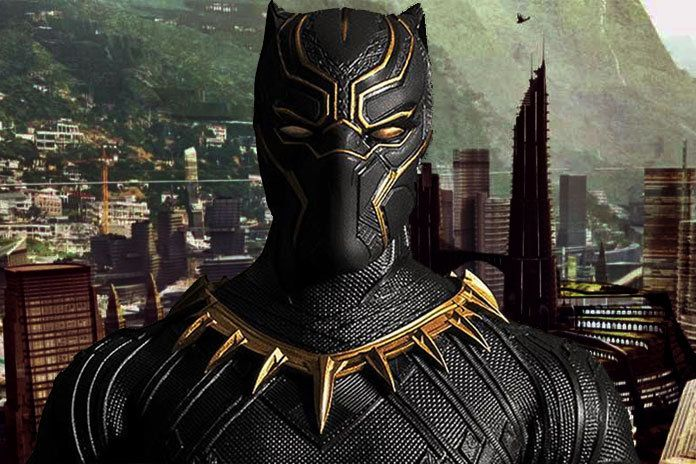 Watch Black Panther Trailer