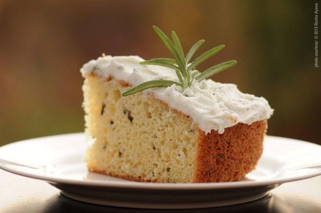 Rosemary slice