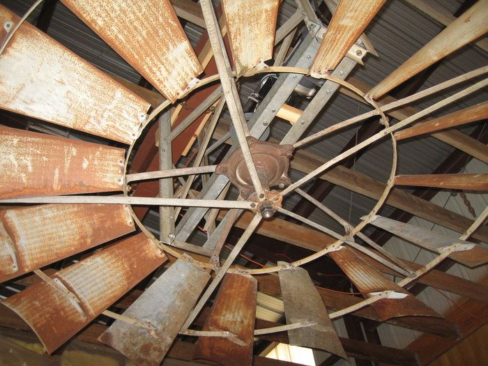 The 25 best windmill ceiling fan ideas on pinterest for Repurpose ceiling fan motor