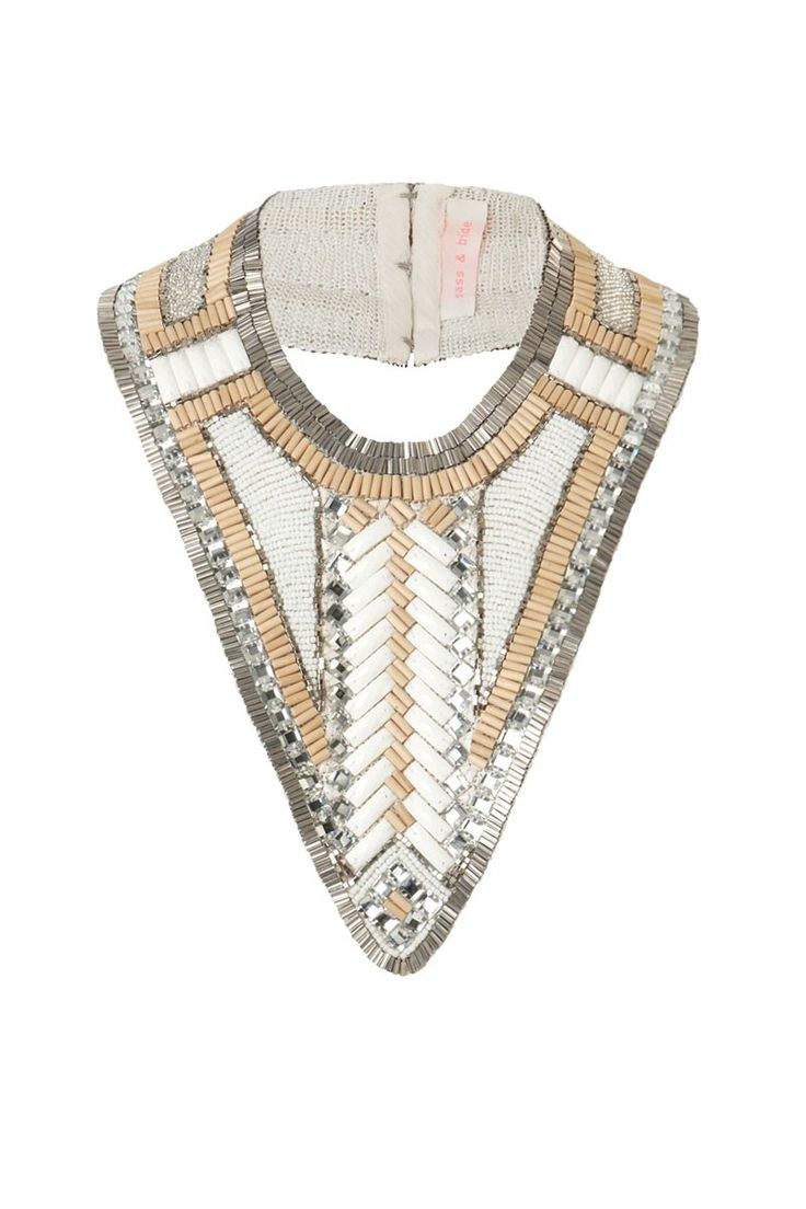 sass & bide | EVERY MORNING - ivory | accoutrement | sass & bide