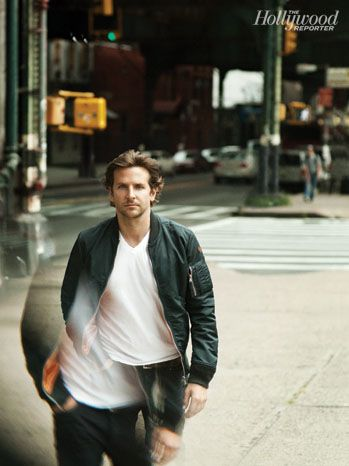 Bradley Cooper's Cover Shoot