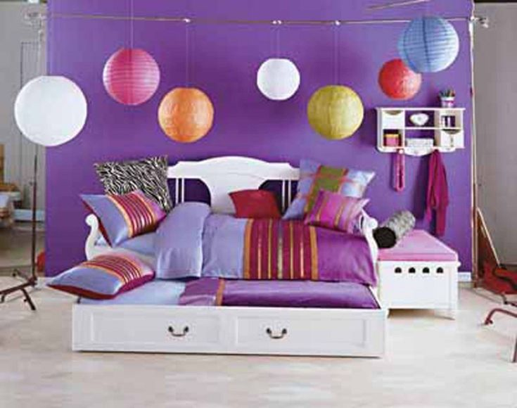 The 25+ best Purple teen bedrooms ideas on Pinterest | Teen ...