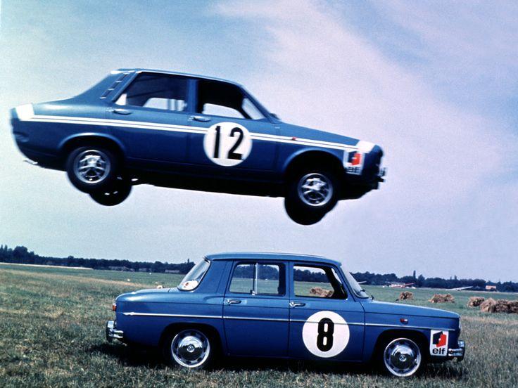 Renault 8 & 12