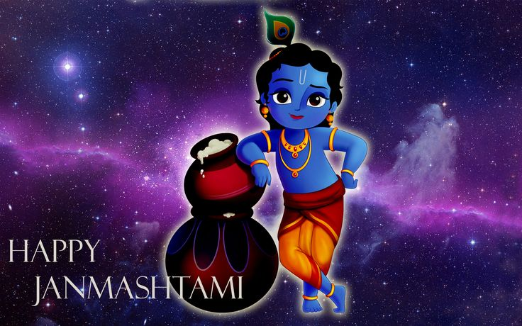 Bal-Krishna-Janmashtami-HD-Wallpaper