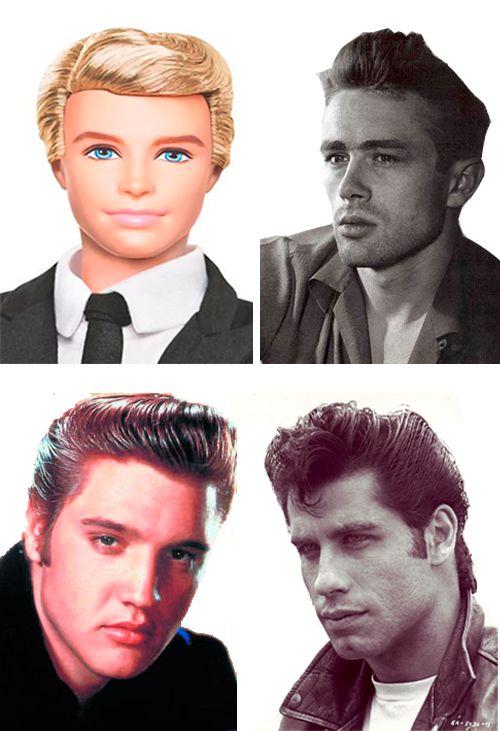 El tupé masculino recuerda a famosos como James Dean,  Elvis Presley  o al mismo Danny Zuko de Grease, que en su momento apostaron por un look sexy, elegante, moderno y desenfadado.  Incluso el famoso Ken (novio de Barbie) lo ha utilizado en muchísimas ediciones desde 1961, año de su creación.... Sigue leyendo nuestro post sobre #alisado para #hombres en http://www.koseiprofesional.com/kosei-blog/peluqueria/ultimo-alisado-masculino-tendencia-2014