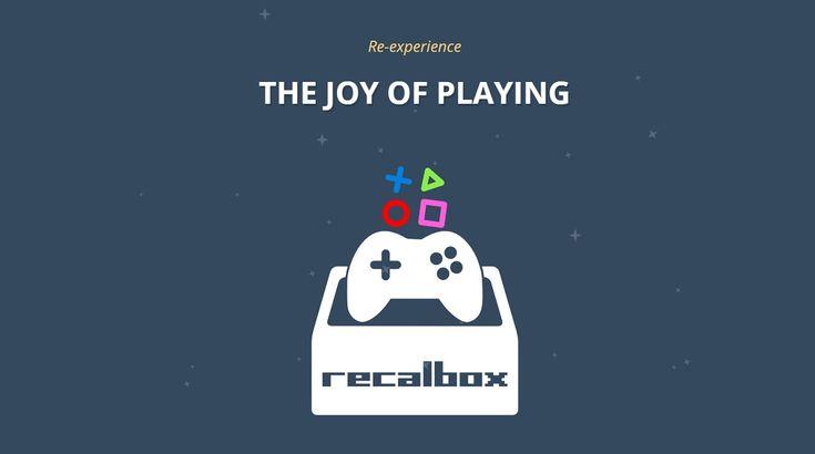 Recalbox Raspberry Pi como consola de juegos retro y gratis