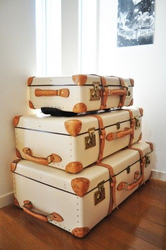 Travel - Suitcases Such nice luggage - hmmm could I gravel with this? Oh perhaps I'll try