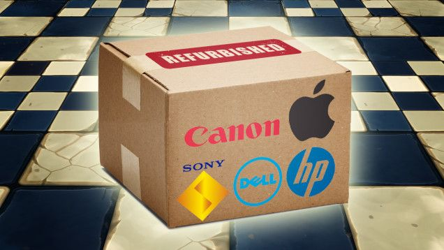 from lifehacker: The Best Brands for Refurbished Electronics
