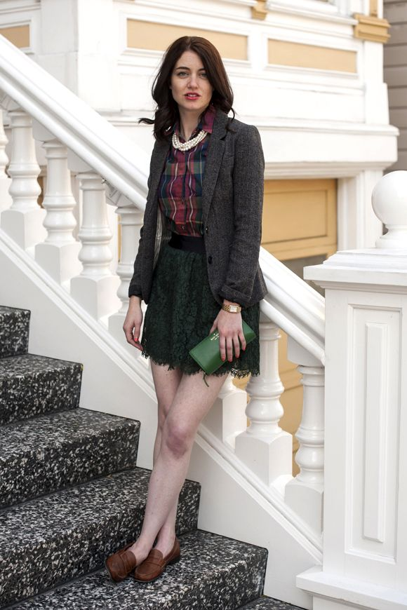 Fashion model style tgp