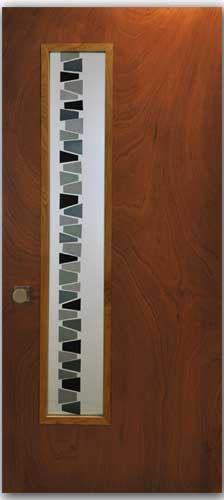 mid century modern entry doors affordable price custom made