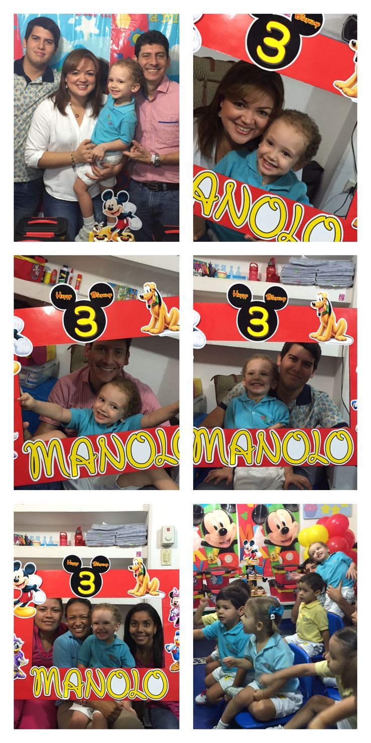 Manolo's birthday