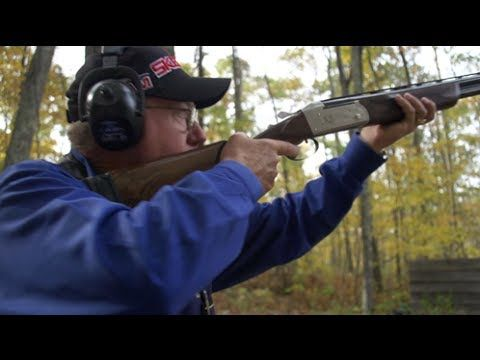 Shooting Arcing Targets: Chandelle Target - Sporting Clays Tip - YouTube