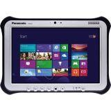 "Panasonic Toughpad FZ-G1ABAAX1M Tablet PC - 10.1"" Wireless LAN - Intel Core i5 - 4 GB RAM - 128 GB SSD - Windows 7 Professional - Slate - 1920 x 1200 Multi-touch Screen Display (LED Backlight) - Bluetooth  Our Price: $2232.29"