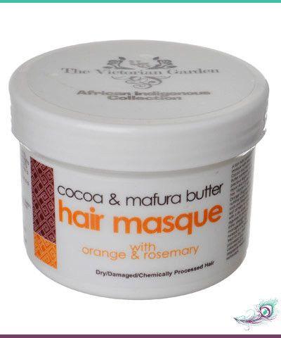 Victorian Garden Cocoa & Mafura Butter Hair Mask – Absolute Simplicity R95