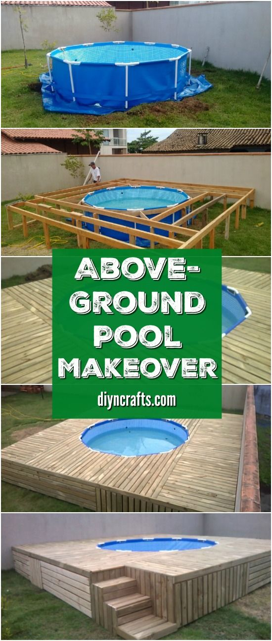 Wonderful Pool Finish Ideas For You To Copy: 25+ Best Ideas About Pallet Pool On Pinterest