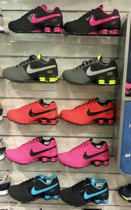 Nike Shox at Champs