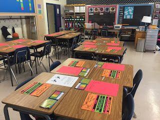 Getting Ready for Meet the Teacher night!
