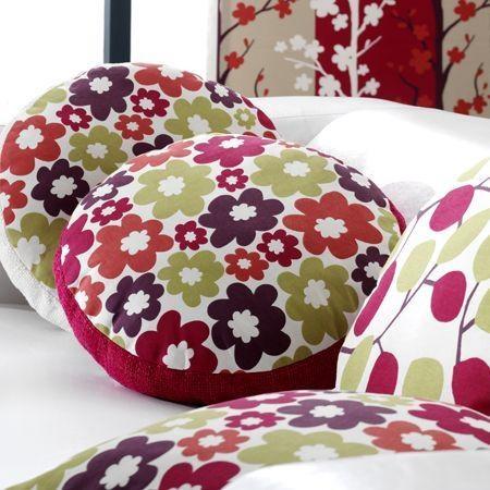 "Clarke & Clarke ""Scandia"" cushions"