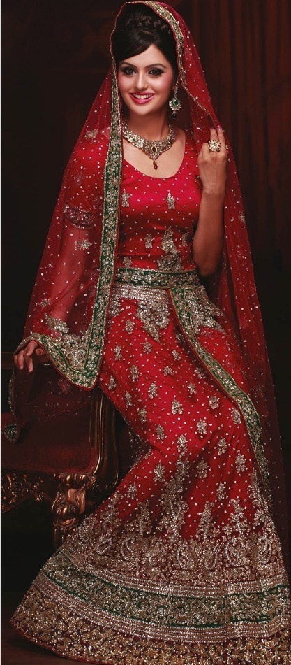Dream dress' punjabi wedding! Pretty