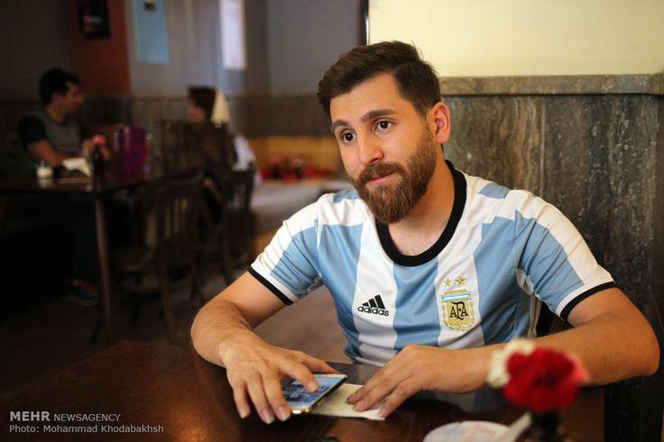 Riza Perestes looks dead ringer for Lionel Messi