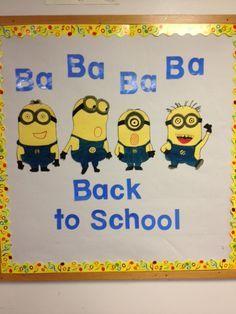 minion school bulletin board - Google keresés