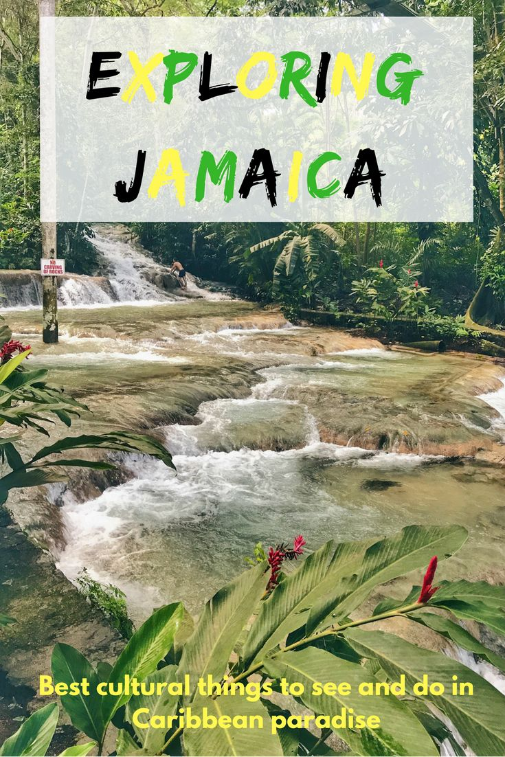 Exploring Jamaica; Best cultural and fun things to do in Jamaica.   From climbing Dunn's River Falls to where to eat the most authentic jerk chicken, this list will ensure you see the best of Jamaica  Caribbean travel | Jamaica holiday