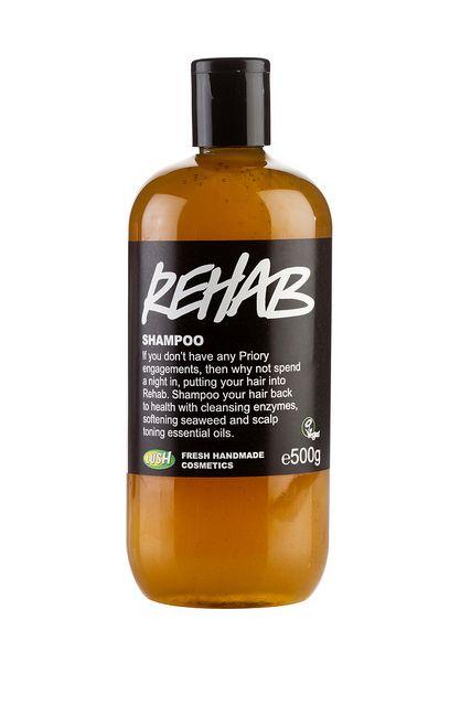 Rehab Shampoo 500g