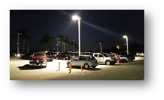 LED Lighting Upgrade Guam  b efficient America Lighting Products