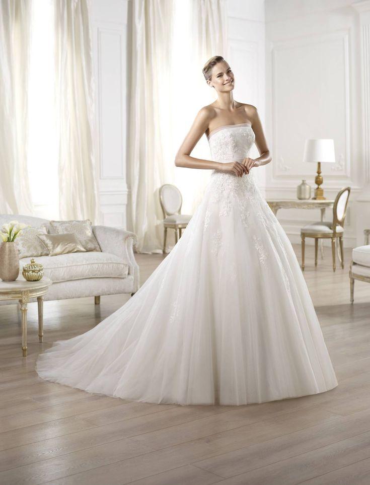Ocotal esküvői ruha - La Mariée esküvői ruhaszalon - Pronovias 2015