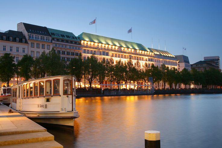 Fairmont 4 Jahreszeiten Hamburg