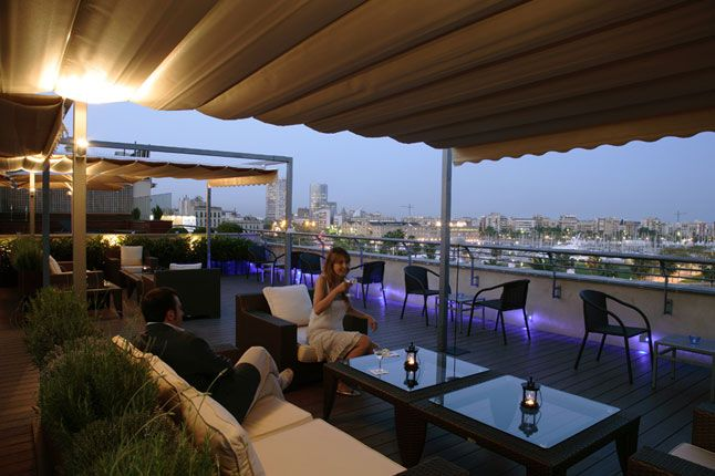The best rooftop bars to visit in Barcelona- reviews by Condé Nast Traveller, Photo 1 of 6 (Condé Nast Traveller)