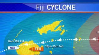 Fiji hunkers down ahead of Cyclone Winston - The West Australian