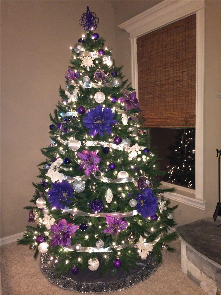 25 unique purple christmas tree ideas on pinterest purple christmas tree decorations purple. Black Bedroom Furniture Sets. Home Design Ideas