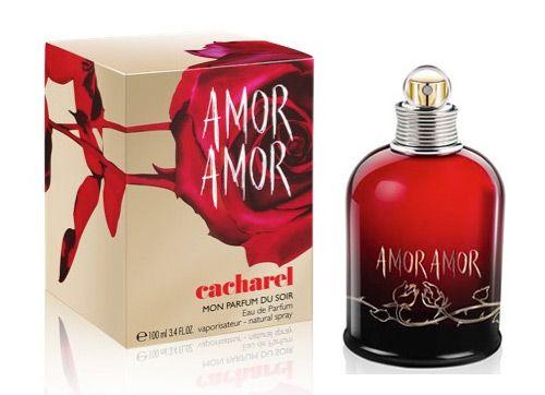 parfum | Amor Amor Mon Parfum Du Soir Cacharel perfume - a new fragrance for ...