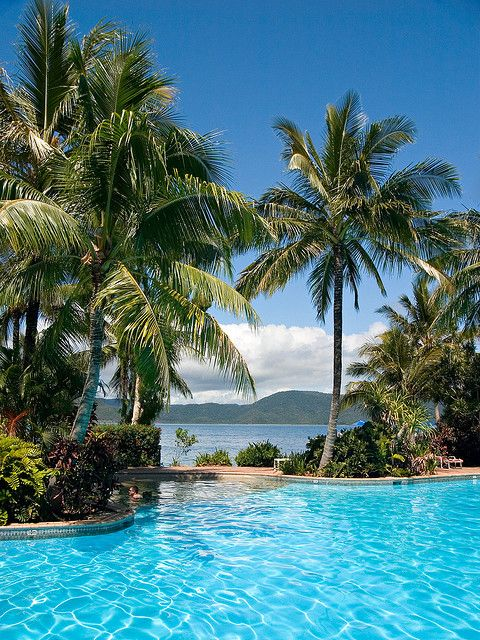 Definitely gotta go back! Daydream Island Resort and Spa in the Whitsunday Islands - Queensland, Australia
