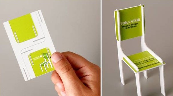 25 cool business cards | Urban River