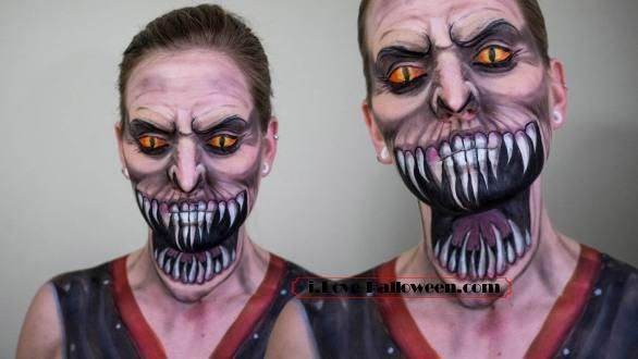 halloween-makeup-2015-99 (89) Incredible @@