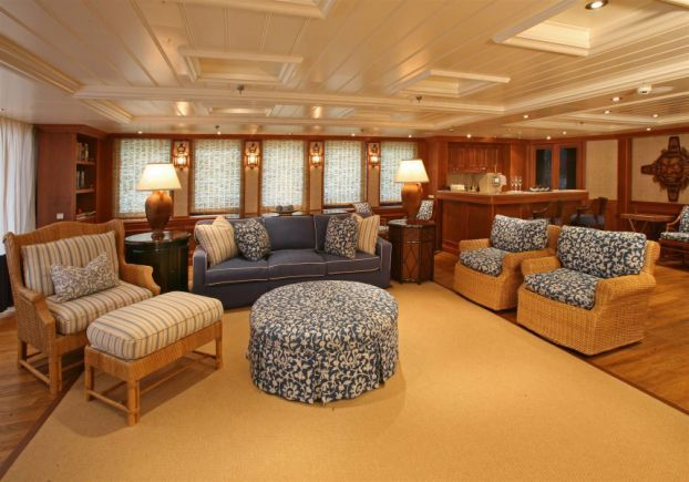 tatoosh yacht interior | luxist a peek inside tatoosh fraser yachts tatoosh photo gallery and ...