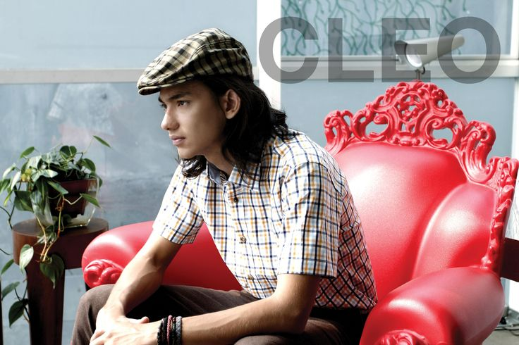 CLEO Man September 2012: Adipati Dolkien