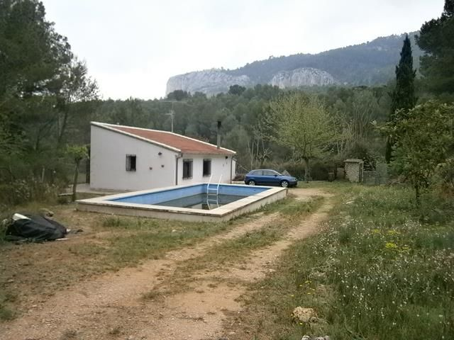 nice 3 bed Country Property For sale Muro de Alcoy
