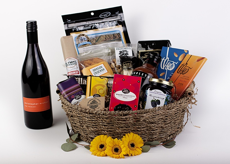 10 best Pacific Northwest Gift Baskets images on Pinterest | Gift ...
