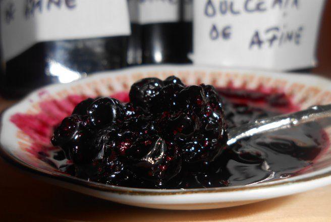 Retete Culinare - Dulceata de afine