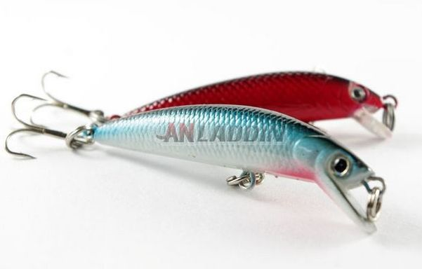 2.5g 6cm Mini fishing lure  http://www.anladdin.com/2-5g-6cm-mini-fishing-lure.html