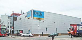 BSix Sixth Form College in Hackney, Greater London