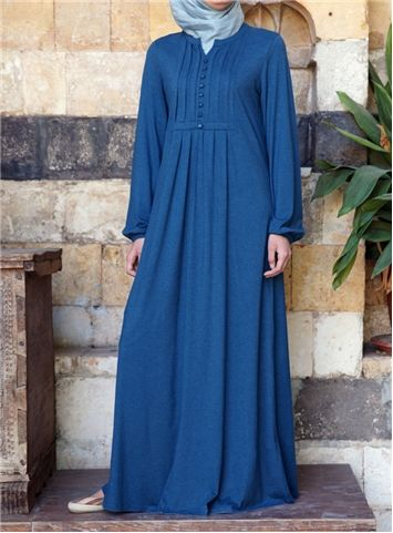 SHUKR UK | Carefree Jersey Abaya Dress