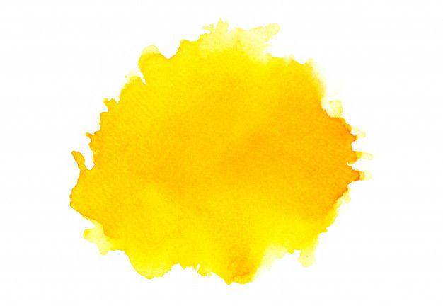Shades Yellow Watercolor Image Watercolour Texture Background Watercolor Background Watercolor Splash